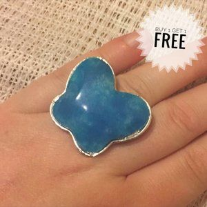 BOGO FREE Butterfly Ring